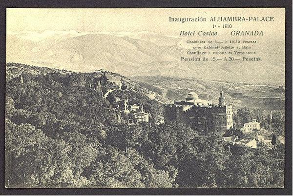 Imagen inauguración H_Alhambra Palace