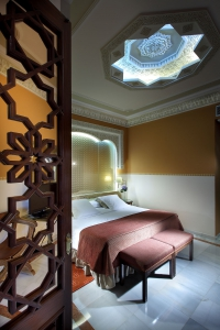 Imagen Junior suite del H-Alhambra Palace